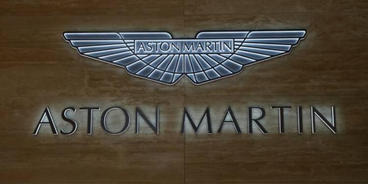 Aston Martin engagerait 3 banques pour une éventuelle IPO