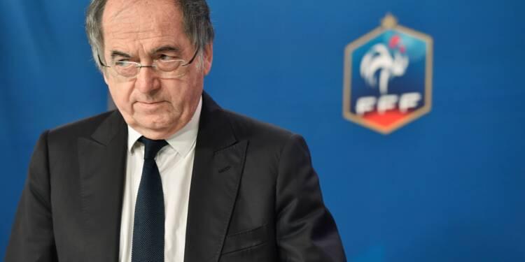 FFF : Noël Le Graët se déplace en jet privé et ne voit pas le problème