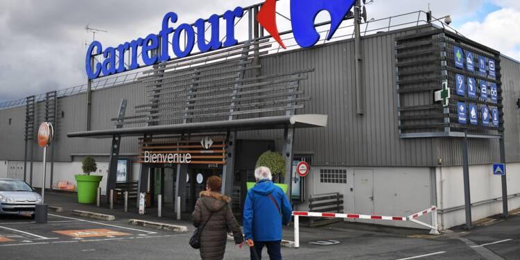 Drive Pieton : Carrefour étend son offre
