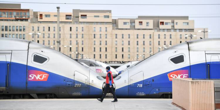 Grève SNCF: 20% des trains assurés ce dimanche