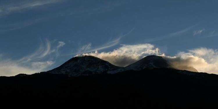 Chili: Un volcan proche de l'éruption dans le sud