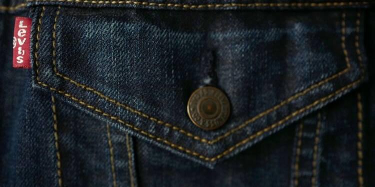 Levi Strauss poursuit Kenzo sur des étiquettes de poches de jeans