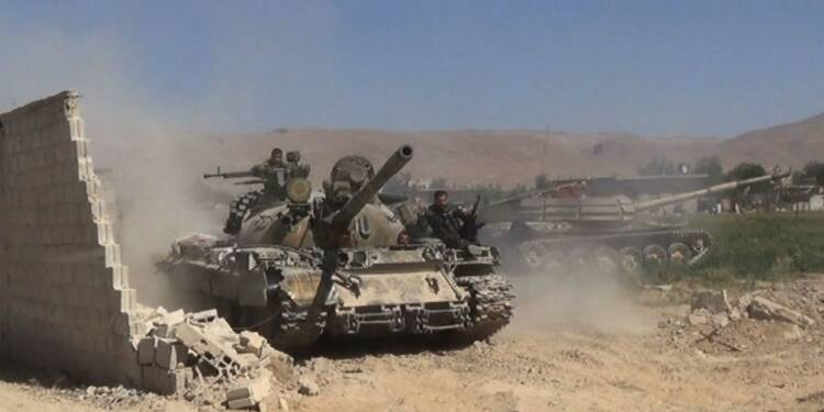 Syrie/Ghouta: l'offensive reprend sur la dernière poche rebelle