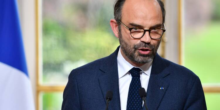 """Grève SNCF : Edouard Philippe promet d'aller """"jusqu'au bout"""""""