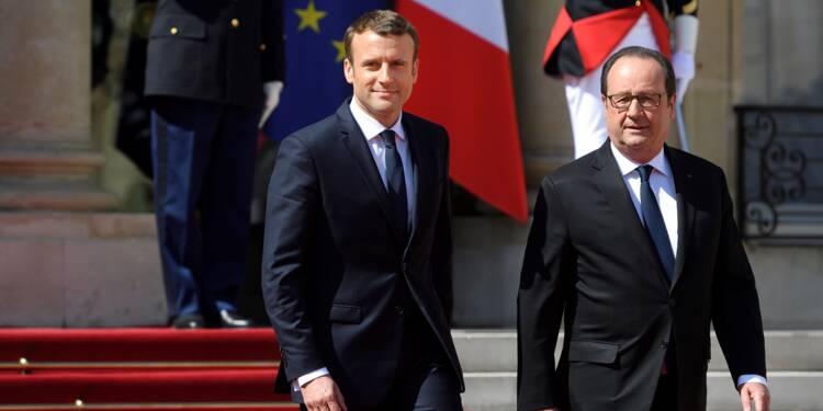 Macron - Hollande : guerre froide au sommet
