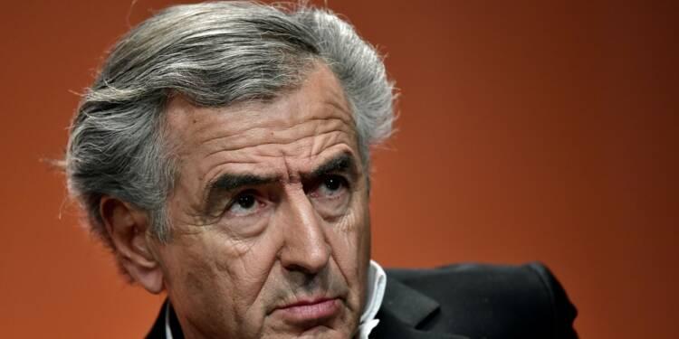 Soupçons de financement libyen : BHL vole au secours de Sarkozy