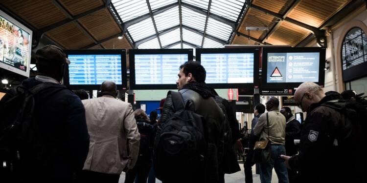 SNCF : voici pourquoi vous risquez de galérer y compris les jours sans grève