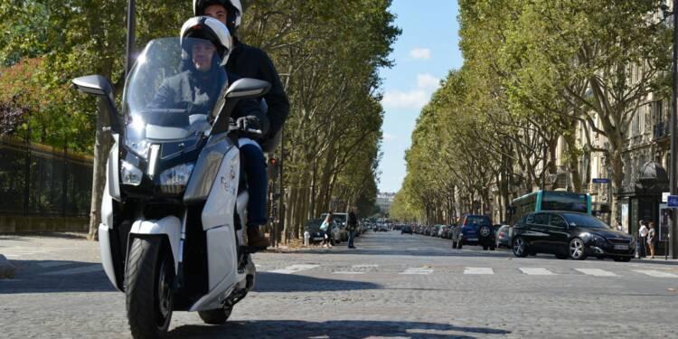 Félix, le Uber du scooter électrique
