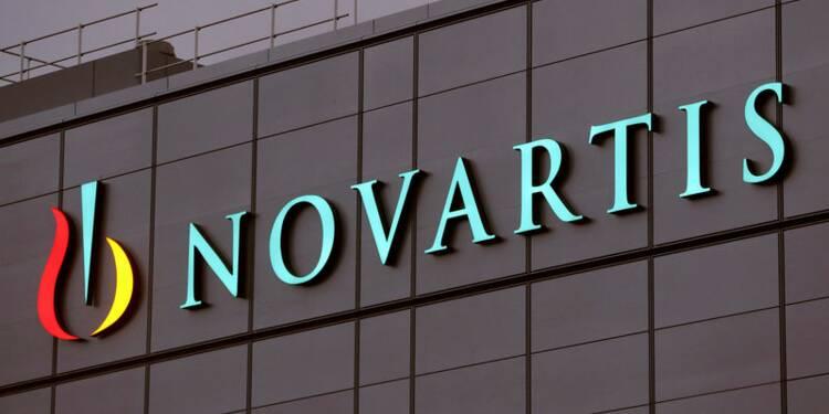 Novartis va débourser 8,7 milliards de dollars pour acquérir AveXis