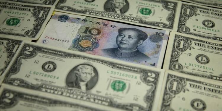 La Chine envisage de faire baisser le yuan face aux USA