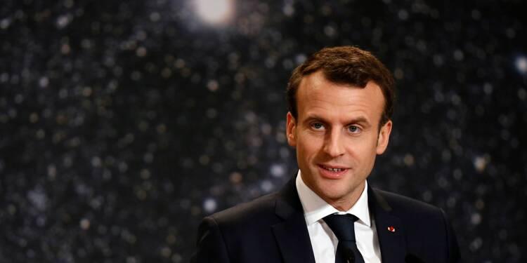 Un an à l'Élysée l'interview — Emmanuel Macron