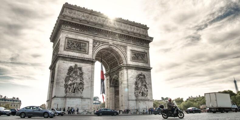 La France a attiré un nombre record de touristes étrangers en 2018
