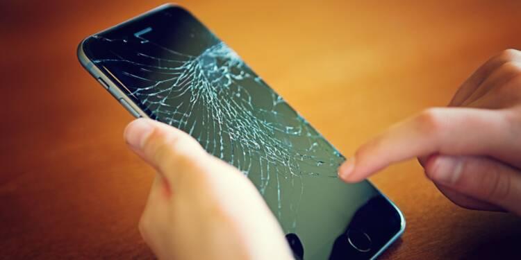 Votre mobile pro tombe en panne ? Bon courage !