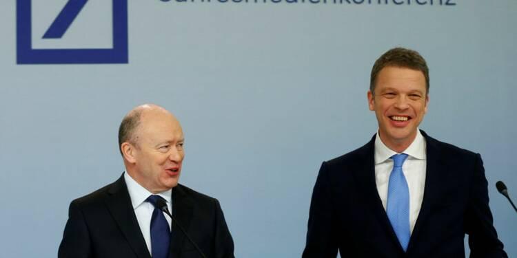 Une stratégie claire attendue du nouveau patron de Deutsche Bank