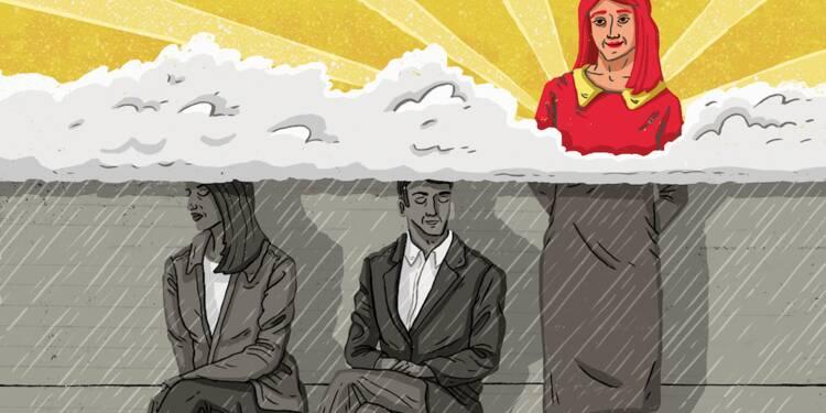 Les jeunes ont plus de mal à trouver du boulot, mais sont moins inquiets pour leur avenir professionnel