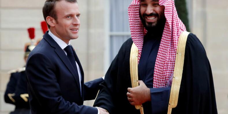 18 milliards de dollars de contrats pour la visite du prince saoudien MBS!
