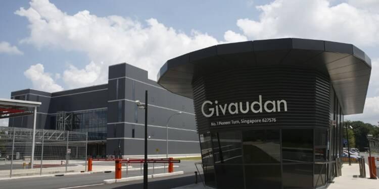 Ventes inférieures aux attentes pour Givaudan