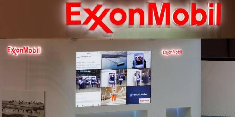 Exxon discute d'un projet de gaz aux USA avec le Qatar