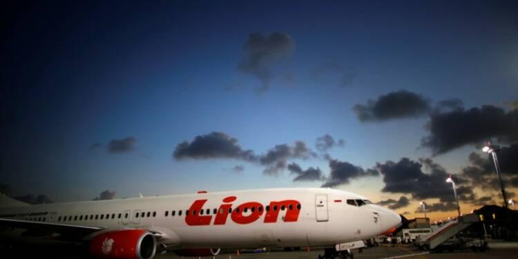 Lion Air confirme une commande de 50 Boeing 737 MAX 10