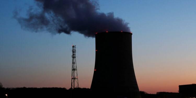 Rebond de la production industrielle avec l'énergie