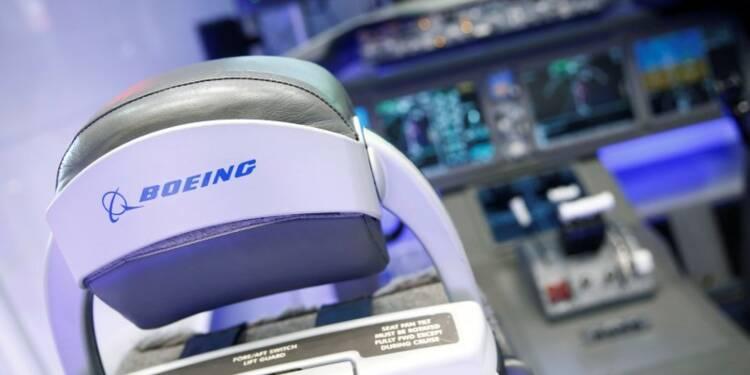 Boeing a augmenté ses livraisons de 9% au 1er trimestre, 221 commandes