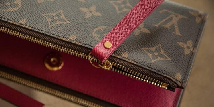 LVMH, Louis Vuitton a le vent en poupe : le conseil Bourse du jour