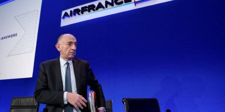 Le président d'Air France en appelle à la responsabilité des syndicats