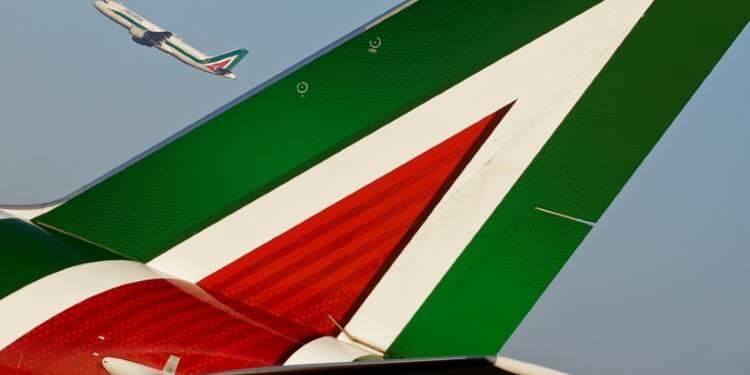 Alitalia: L'une des offres comporte des mesures concrètes