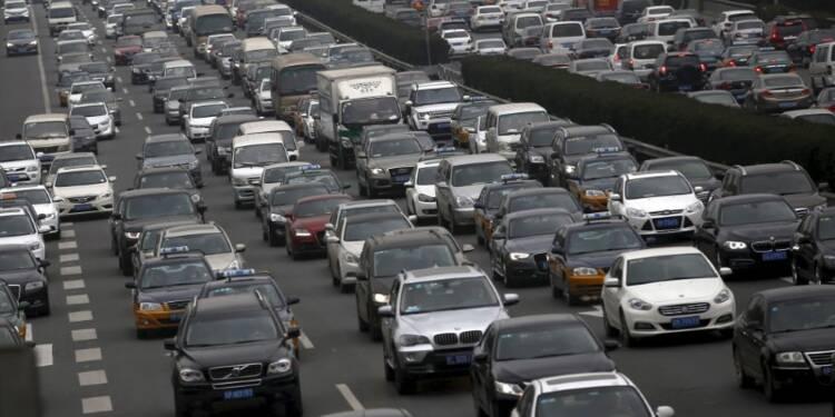Le marché automobile chinois en hausse de 4,7% en mars