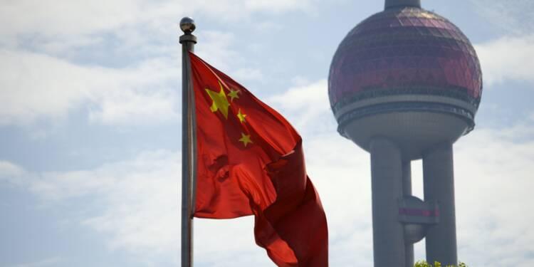 La guerre commerciale fait vaciller la croissance chinoise