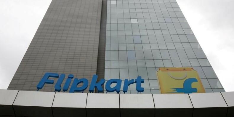 Walmart prêt d'acheter une part majoritaire de Flipkart