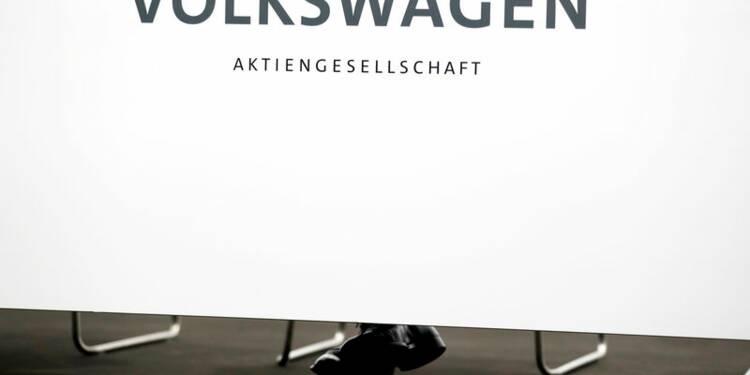 Volkswagen: Le conseil de surveillance élira un nouveau patron jeudi