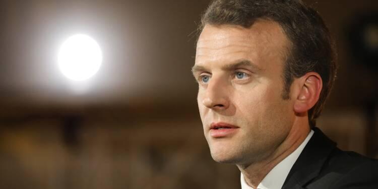 """Emmanuel Macron sur TF1 : il compte toujours """"aller au bout"""" sur la réforme de la SNCF"""