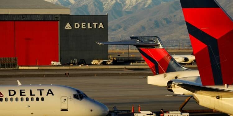 Delta augmente son chiffre d'affaires mais les coûts augmentent