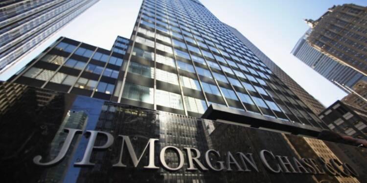JPMorgan poursuivi pour ses frais sur l'achat de cryptomonnaies