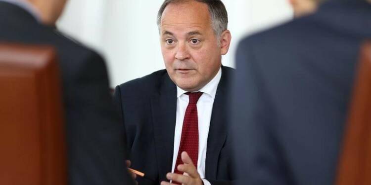 L'économie de la zone euro irait mieux que prévu, dit Coeuré