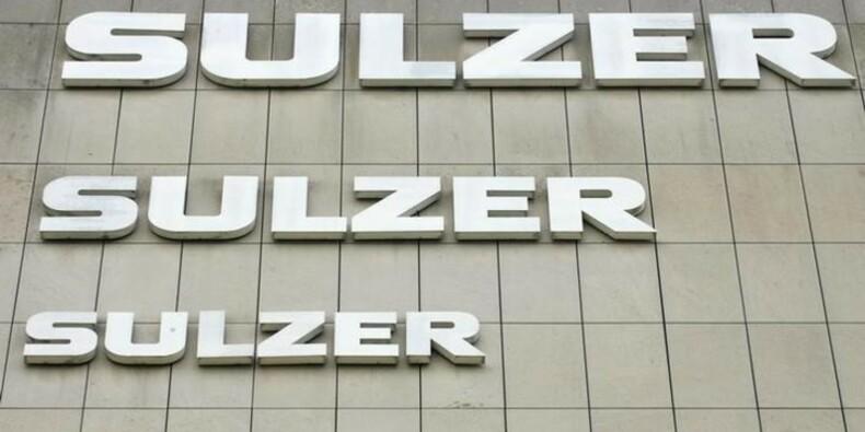 Sulzer libéré des sanctions américaines liées à la Russie