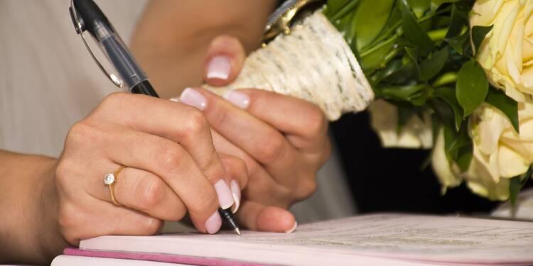 Succession : vous pouvez avantager votre conjoint grâce à votre contrat de mariage