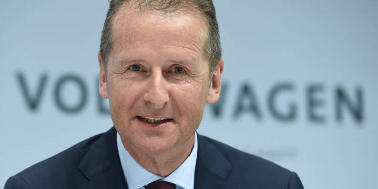 VW: Les représentants du personnel approuvent le choix de Diess