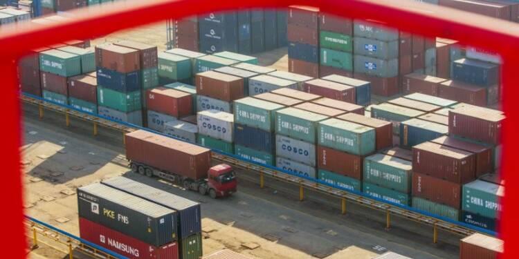 L'excédent commercial chinois avec les USA a gagné 20% au premier trimestre
