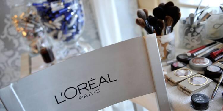 L'Oréal accélère grâce au luxe!