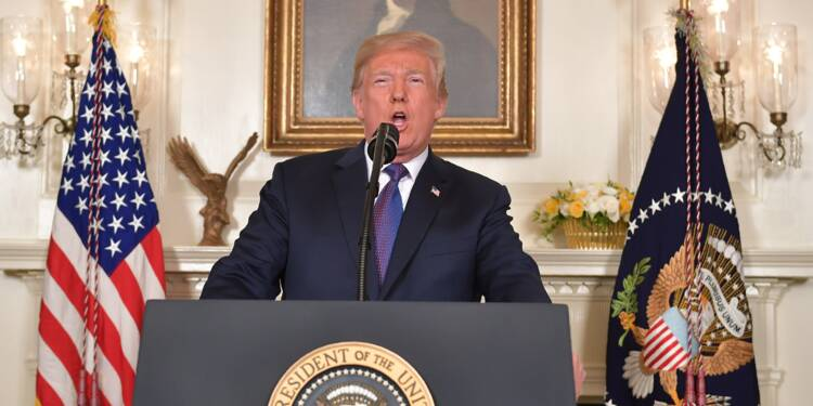 Trump lance des frappes ciblées en Syrie avec Paris et Londres
