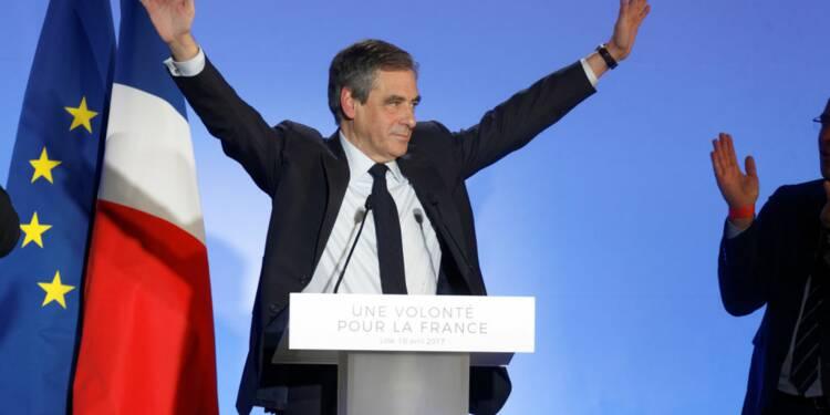La facture très salée de François Fillon pour ses jets privés de campagne