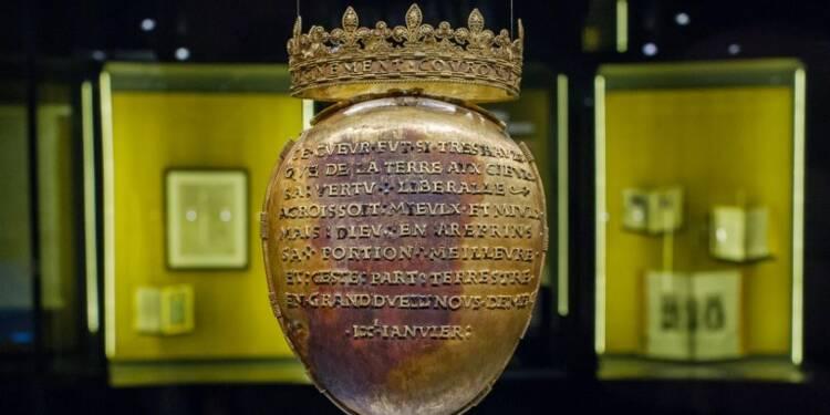 Qui a volé le cœur d'or d'Anne de Bretagne à Nantes ?