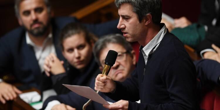 """François Ruffin invite un cheminot à s'exprimer sur le plateau d'""""On n'est pas couché"""""""