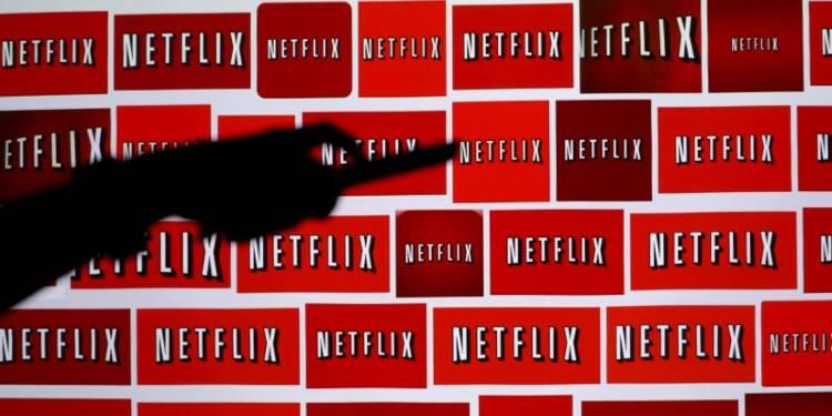 Boom des nouveaux abonnés chez Netflix, l'action s'envole