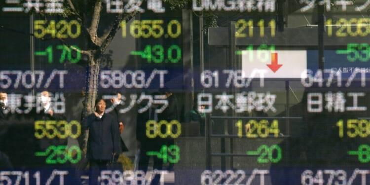 Tokyo finit en hausse de 0,26%