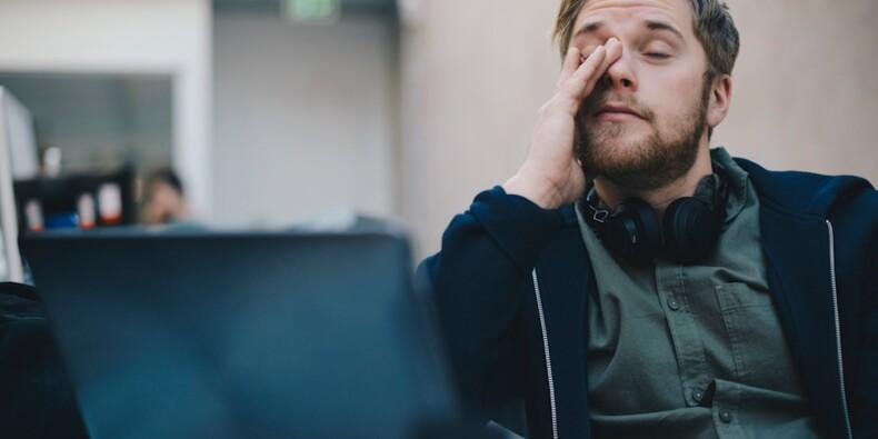 Couche-tard, vous êtes toujours fatigué au boulot ? C'est de la faute de votre entreprise!