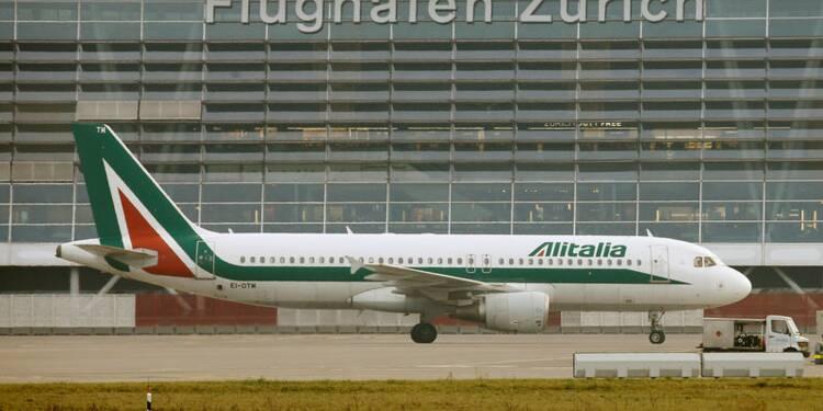 Lufthansa a la meilleure offre pour Alitalia