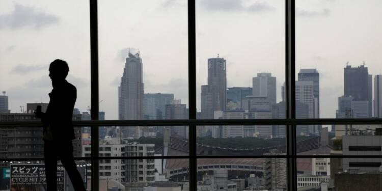 Japon: Le gouvernement voit toujours une reprise progressive de l'économie